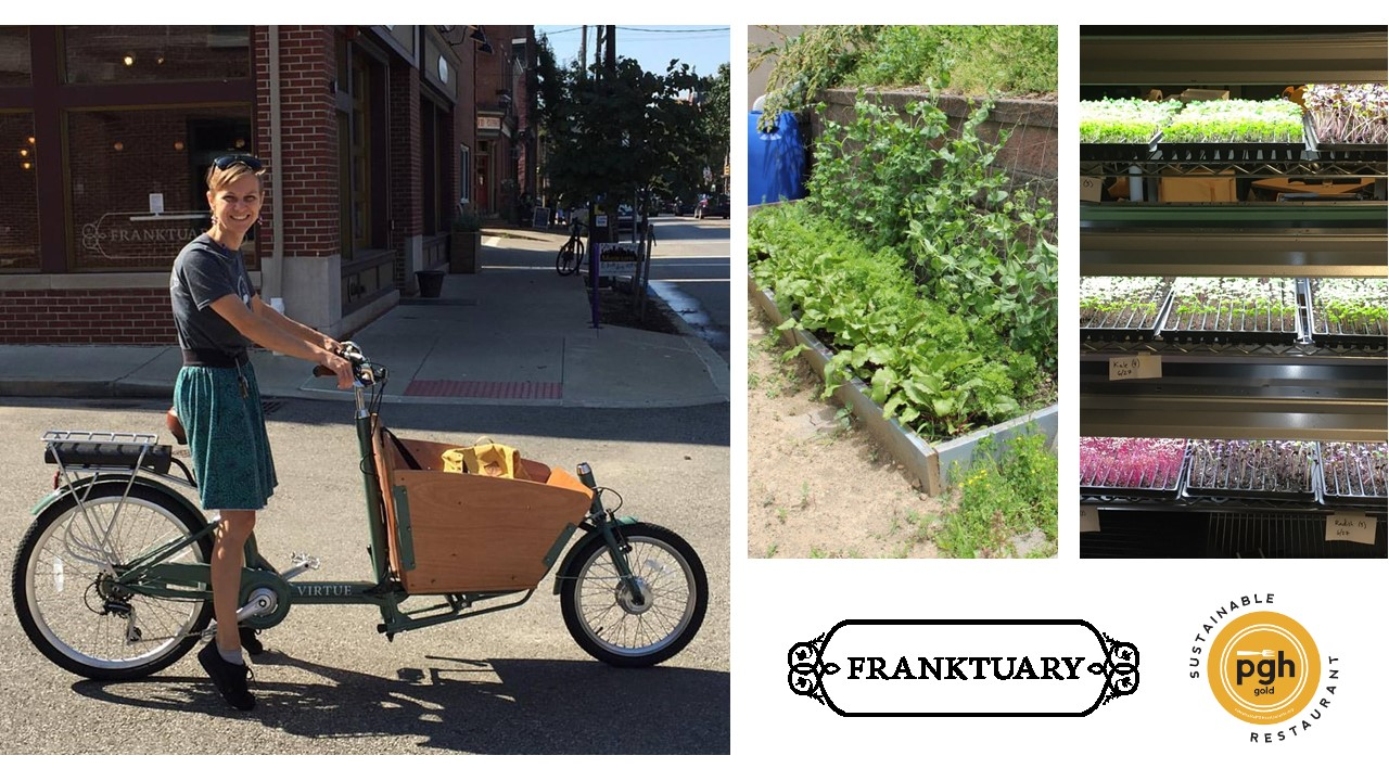 Franktuary Bike Collage