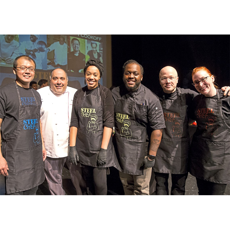 Chefs from the 2018 Steel City Chef Cookoff